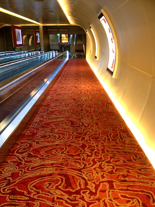 Fullerton Underpass Project Heritage Carpets Official Site